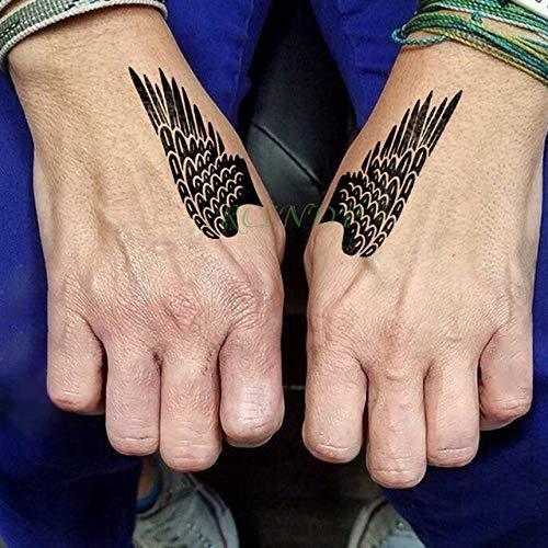 3 Stks-De nieuwste duurzame tattoo nieuwste hot girl tattoo stickers 13 3pcs-13