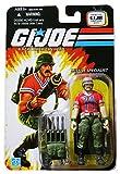 G.I. Joe 25th Anniversary Cartoon Series Cardback: SGT. Bazooka (Missile Specialist) 3-3/4 Inch Action Figure