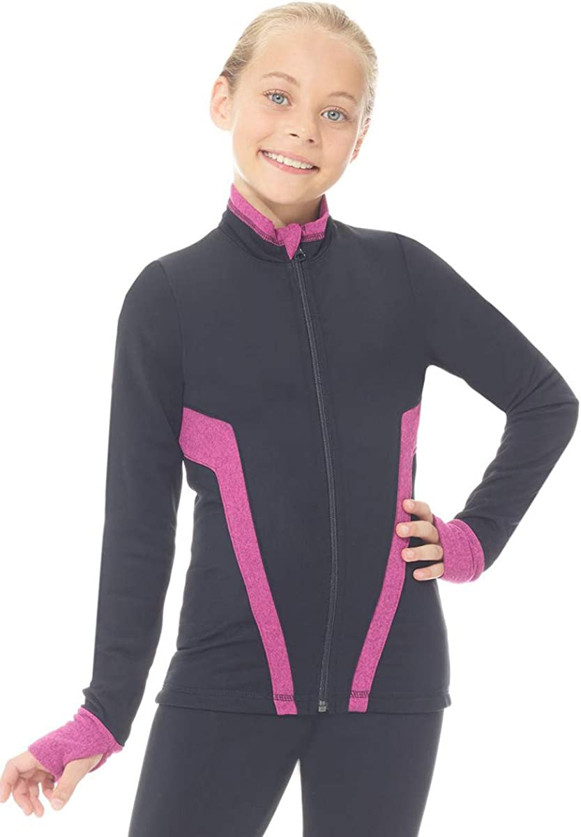 Mondor Luxury 4300 Heather Thermal Jacket National products Pink
