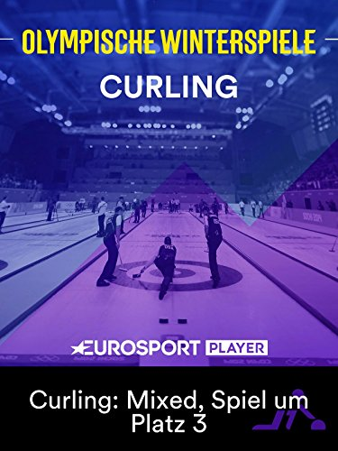 Curling: Mixed, Spiel um Platz 3