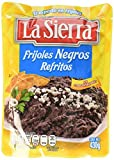 La Sierra Frijoles negros refritos - 430g