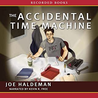 The Accidental Time Machine cover art