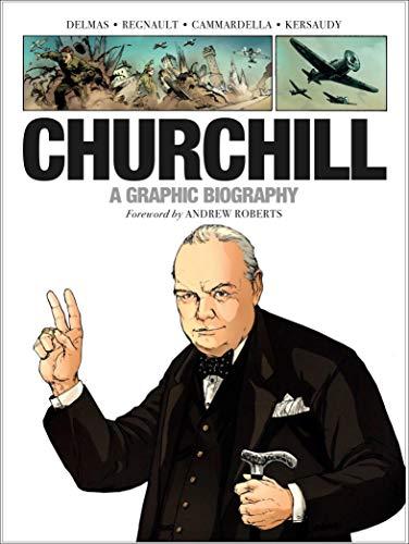 Churchill: A Graphic Biography (English Edition)