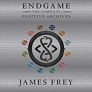 Endgame: The Complete Fugitive Archives audiobook cover art