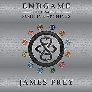 Endgame: The Complete Fugitive Archives cover art
