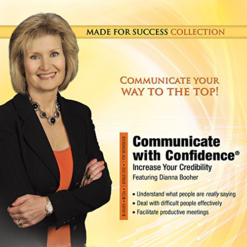 Communicate with Confidence audiobook cover art