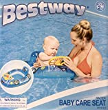 Baby Infant Float Raft with Built in Horn. Water Baby Care Seat, Ages