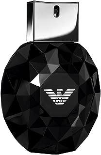 Giorgio Armani Emporio Armani Diamonds Black Carat Eau de Parfum Spray for Women, 1.7 Ounce