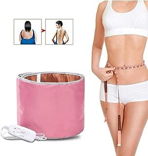 DHINGM Waist Belt Waist Massager, Warm Palace Warm Stomach Cold Warm Artifact, 3 Modes of Vibration Massage, 3 Adjustable Temperature, Improve Blood Circulation, Promote Metabolism