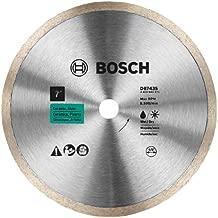 Bosch DB743S 7-Inch Continuous Rim Diamond Blade