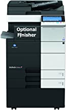 Konica Minolta BizHub C554e Color Multifunction Copier - 55ppm, Tabloid, Copy, Print, Scan, DADF, Duplex, 2 Trays and Large Capacity Tray