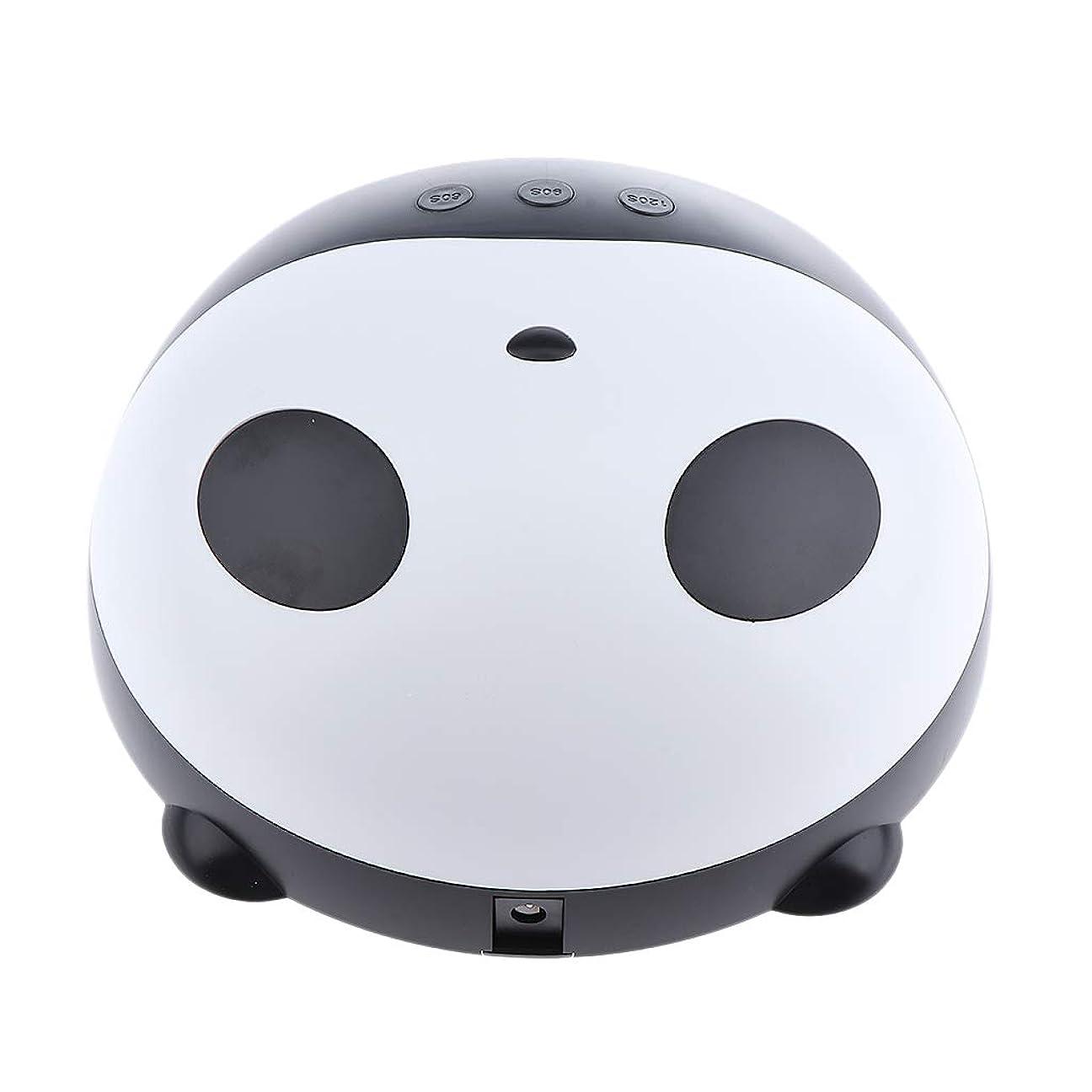加害者人気バットB Blesiya ネイルランプ UV硬化灯 乾燥機 可愛い パンダ ネイルアート LEDゲル UVゲル