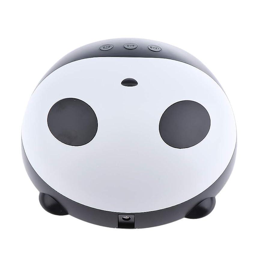 聖なるラブ効果的にB Blesiya ネイルランプ UV硬化灯 乾燥機 可愛い パンダ ネイルアート LEDゲル UVゲル