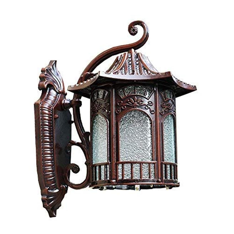 アンペア金属完了JGWDJ スクエア屋外壁提灯外壁取り付けポーチ照明器具防水アルミハウジングガラス壁ライトマット装飾壁取り付け用燭台ガーデンパティオ階段バルコニードライブウェイ