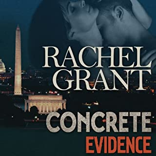 Concrete Evidence audiobook cover art
