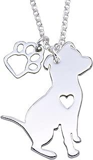 pitbull necklace