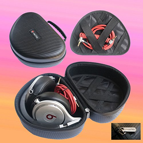 V-MOTA TDI Headphone Suitcase Carry case boxs for Monster Inspiration, VEKTR, Beats Studio 2.0 Wireless,Beats PRO,Detox Headset