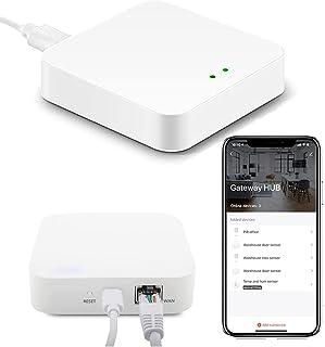 Zigbee Hub / Gateway Si Smart Werkt tot 128 aangesloten apparaten Zigbee Smart Life of Tuya Smart Home Bridge