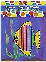 Do-A-Dot DOT330 Activity Book-Discovering My World, Multi