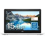 【MS Office Home&Business 2019搭載】Dell ノートパソコン Inspiron 15 3583 ホワイト Win10/15.6HD/Celeron 4205U/4GB/1TB HDD/Webカメラ/無線LAN NI315HA-BHHBFW