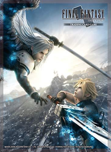 Square Enix SQX0011 - Final Fantasy VII Sleeves Cloud, Sammelkartenspiel
