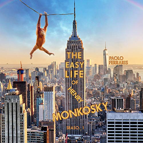The Easy Life of Henry Monkosky cover art