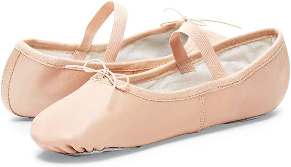 Balera Ballet Shoe Super beauty product restock quality Ranking integrated 1st place top Split Sole Leather