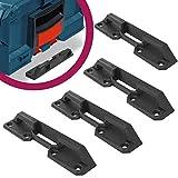 Juego de 4 soportes para herramientas y maletines de Bosch L-Boxx Sortimo