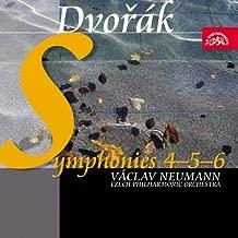 Dvorak: Symphonies 4, 5, 6