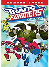 transformers animated season 3