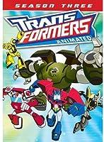 Transformers Animated: Season Three [DVD] [Import]