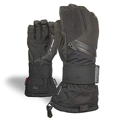 Ziener Gloves Mare Gants de Snowboard pour Homme Taille Unique Noir HB