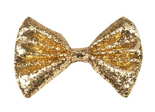 Boland Nœud papillon pailleté doré 52900