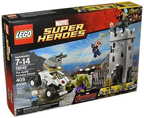 LEGO 76041 - Marvel Super Heroes Avengers Nummer 6