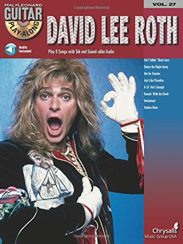 David Lee Roth Guitar Play-along