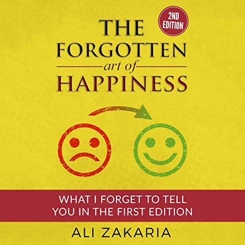 The Forgotten Art of Happiness audiobook cover art