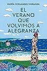 El verano que volvimos a Alegranza par Fernández-Miranda