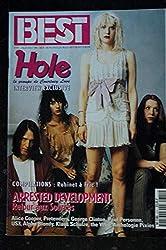 BEST 311 Juillet 1994 HOLE le groupe de Courtney Love Alice COOPER Pretenders Paul Personne the WHO