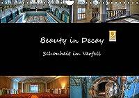 Beauty in Decay - Schoenheit im Verfall (Wandkalender 2022 DIN A4 quer): Schoenheit im Verfall (Monatskalender, 14 Seiten )