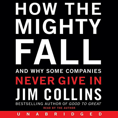 How the Mighty Fall (Excerpt) audiobook cover art