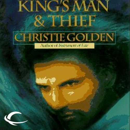 King's Man & Thief audiobook cover art