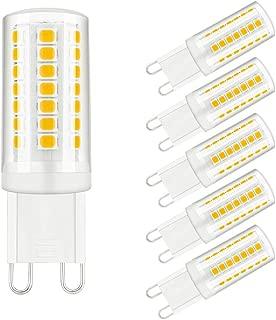 Best g9 led bulb 4000k Reviews