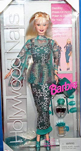 Barbie 17857 1999 Hollywood Nails Doll
