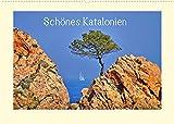 Schönes Katalonien (Wandkalender 2022 DIN A2 quer): Katalonien in Spanien ist immer eine Reise und einen Blick wert (Monatskalender, 14 Seiten )