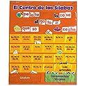 Learning Resources El Centro de las Silabas Pocket Chart