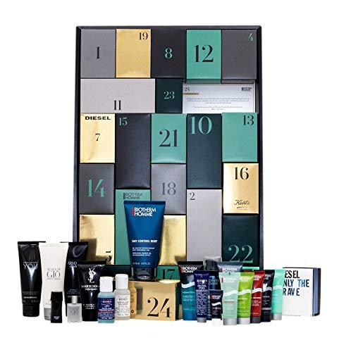 Giorgio Armani Adventskalender für Herren 2018 Exklusiv und Limitiert 24 Luxusmomente für Ihn Beauty