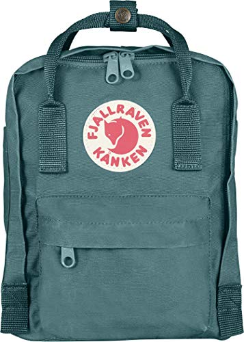 FJÄLLRÄVEN Kånken Mini Backpack Kids frost green 2020 outdoor daypack