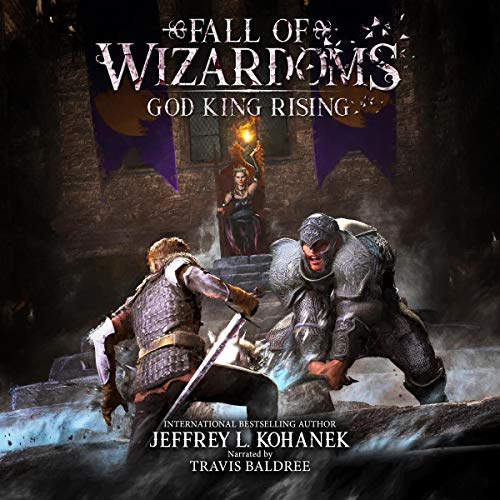 Wizardoms: God King Rising cover art