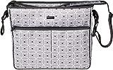 Tuc Tuc 04727 - Bolsa, cambiador, colgadores y bandolera, color gris