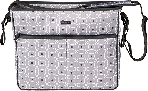 Tuc Tuc 04727 - Bolsa, cambiador, colgadores y bandolera, color gris 🔥